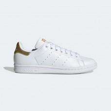 Sapatilhas Adidas Stan Smith Cloud White / Wild Moss