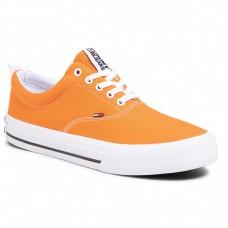 Sapatilhas Tommy Jeans Hilfiger Orange